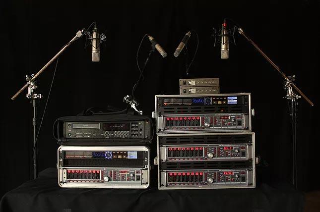 Live Remote Recording