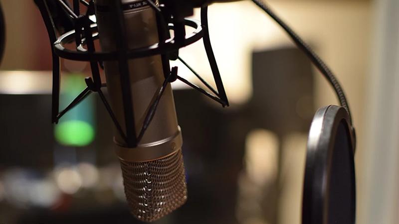 Studio C Recording at SubCat Studios
